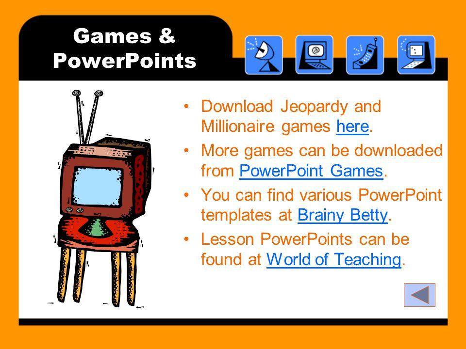 brainy betty powerpoint templates