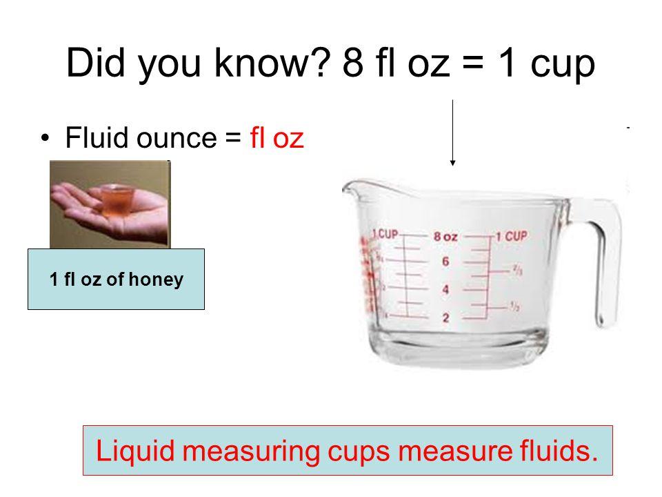 Ounce Measurement