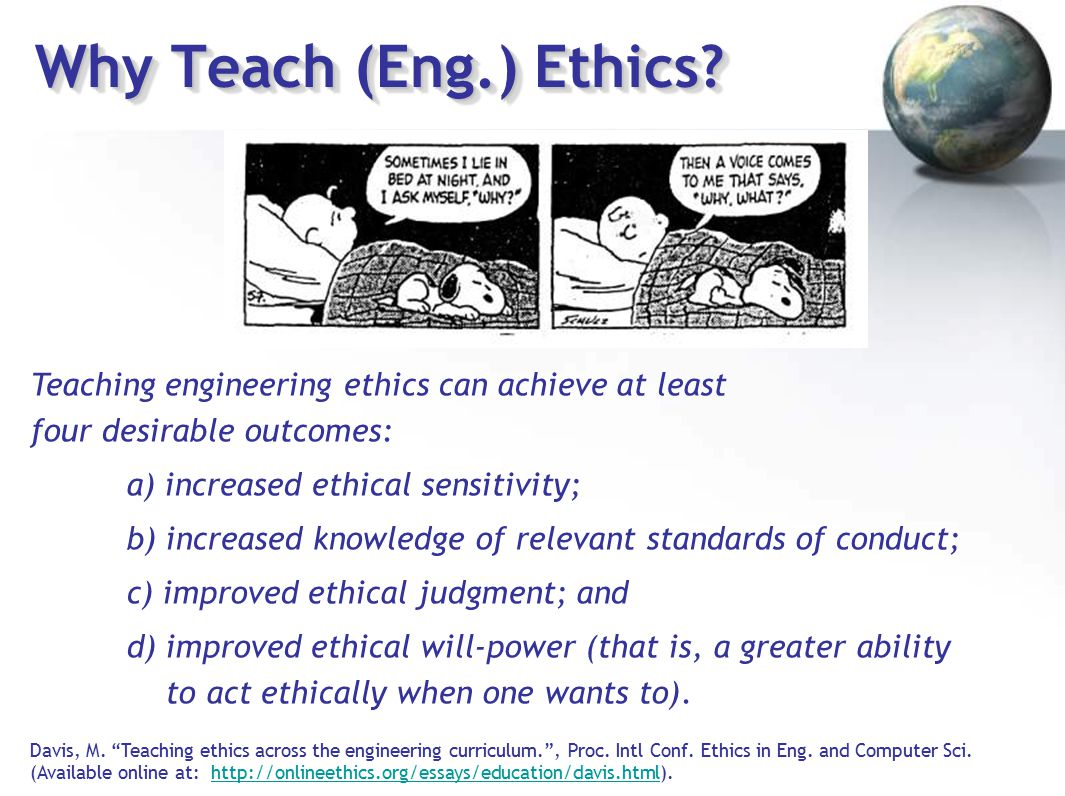 ethics of teachers essay For developing professional ethics, teacher and teacher educators must be able to distinguish between philosophy of education and philosophy of at all events a teacher has to be an example for his/her students and society and therefore the value system he/she holds should be clear, precise and.