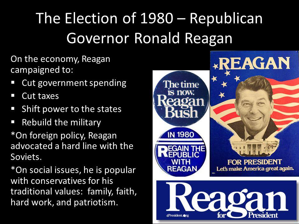 Внутренняя И Внешняя Политика Рейгана Кратко