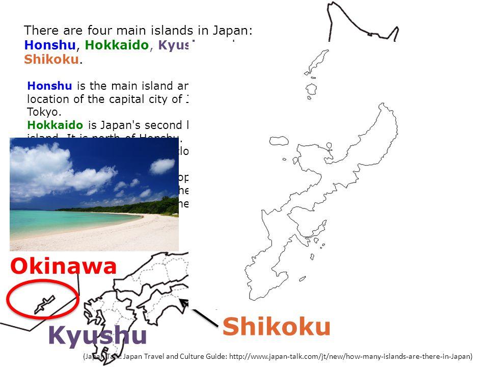 JAPAN Where Is Japan Australia Were Here Japan The Equator - Japan map four main islands