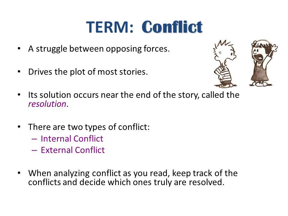 conflict analysis 2 essay