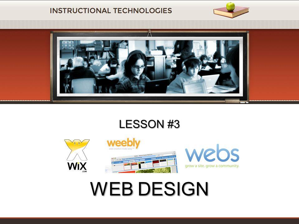 web design weebly