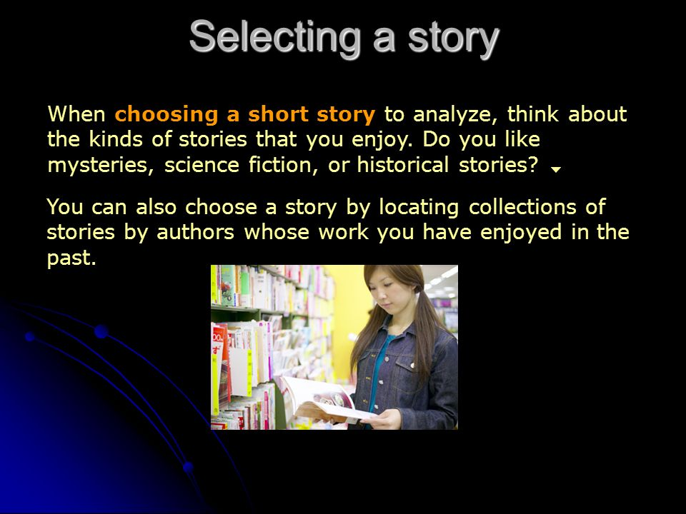 What tense should you use when writing a literary analysis of a non-fiction work?