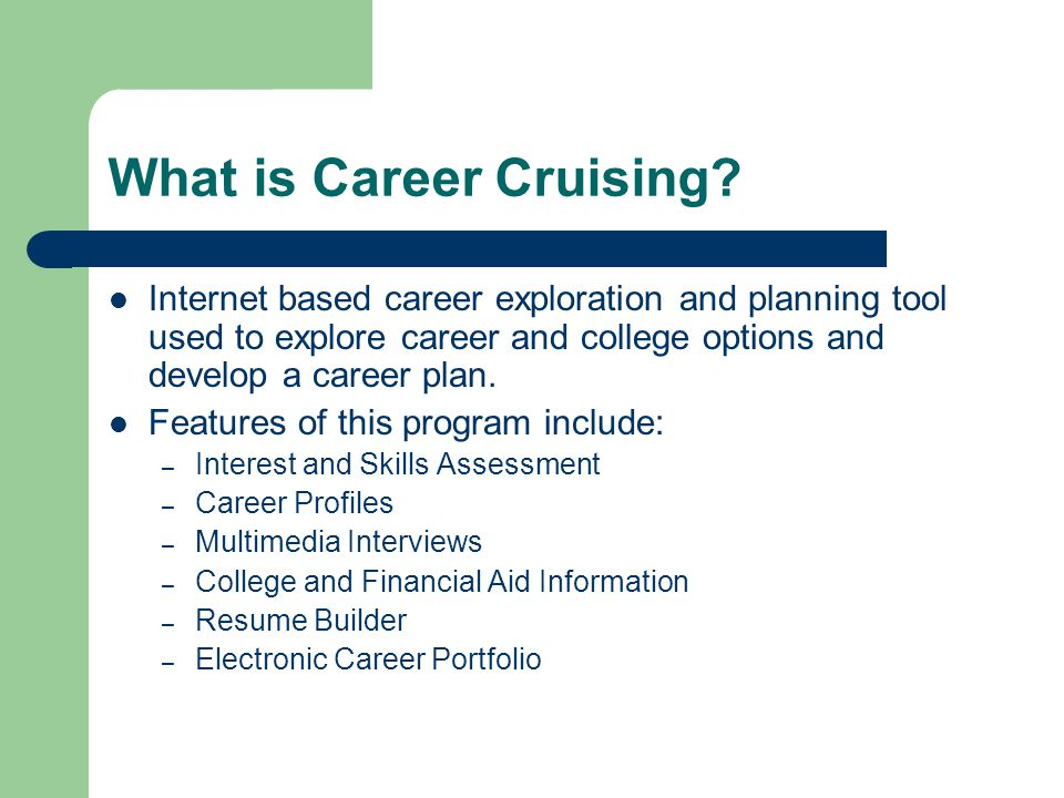 union city middlehigh school our career journey concord st career cruising resume builder