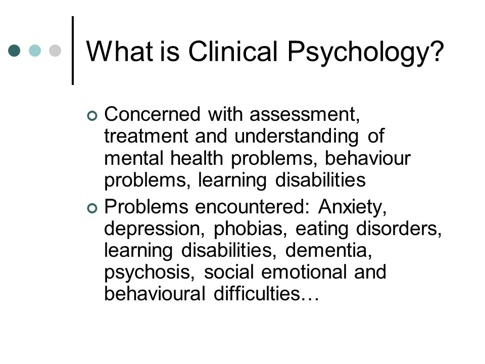 Is becoming a clinical psychologist worth it?
