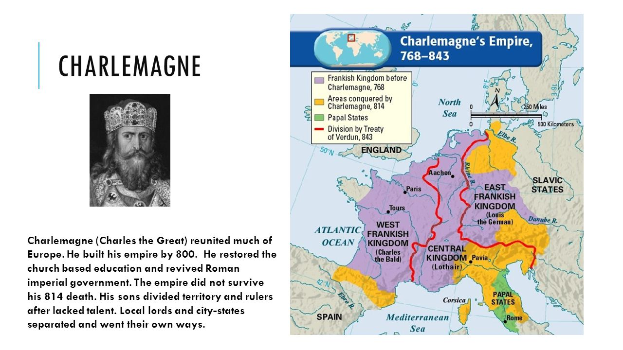 question did charlemagne build and govern his empire cover