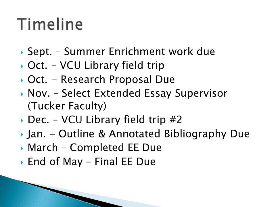 core part of diploma programme iuml frac relationship to tok summer enrichment work due iuml129frac12 oct vcu library field trip