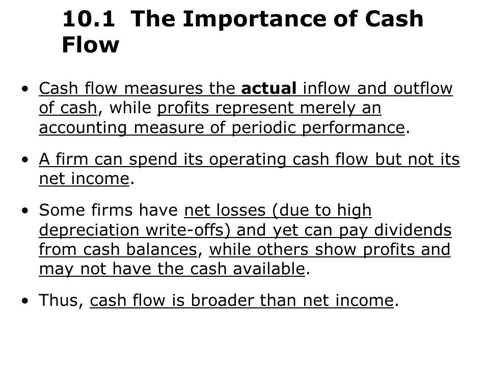Chapter 10 Cash Flow Estimation. Learning Objectives 1.Understand ...