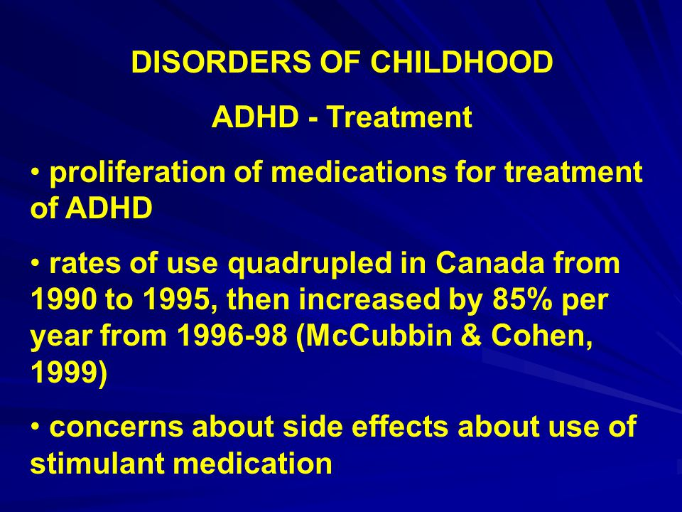 an overview of the disorder adhd This may be a symptom of attention deficit hyperactive disorder (often called adhd or add) read more summary is it hard for your child to sit still.