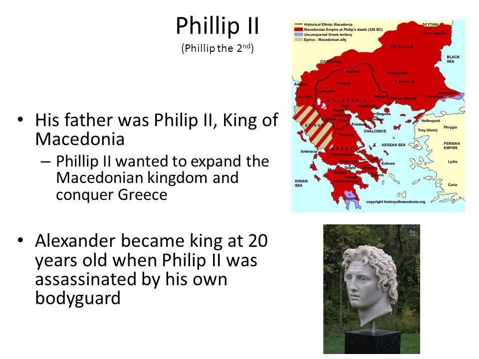 philip ii of macedonia essay