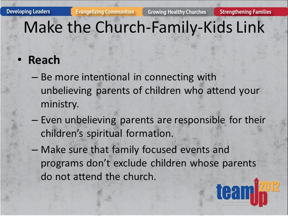 how to make a church program