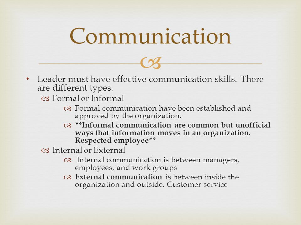   Vertical or horizontal  Vertical communication moves up and down in an organization.