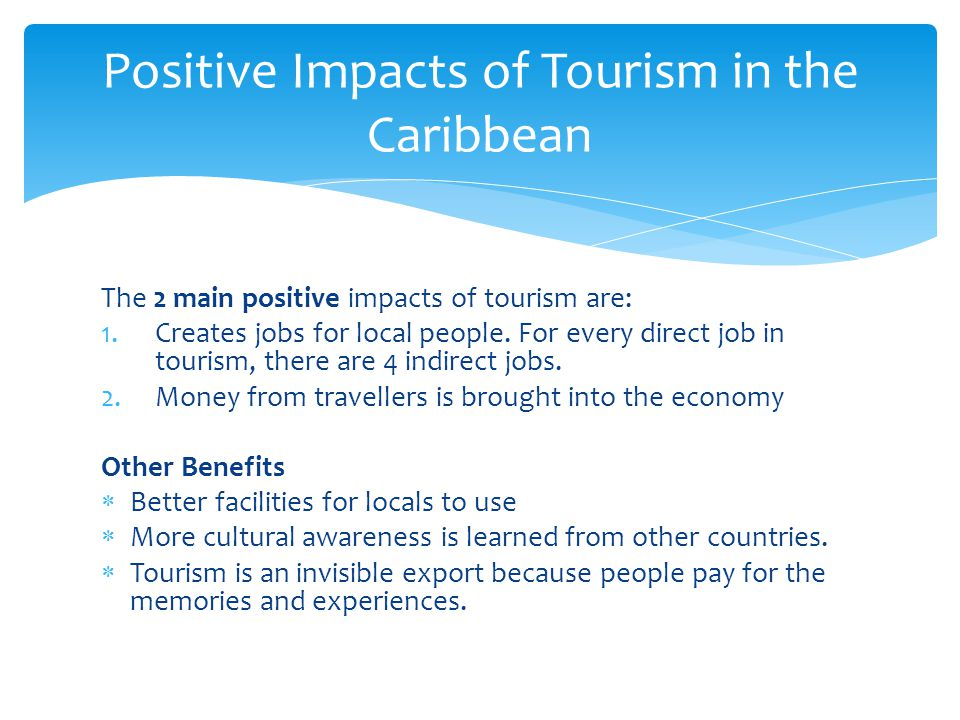 the impact of the caribbean culture