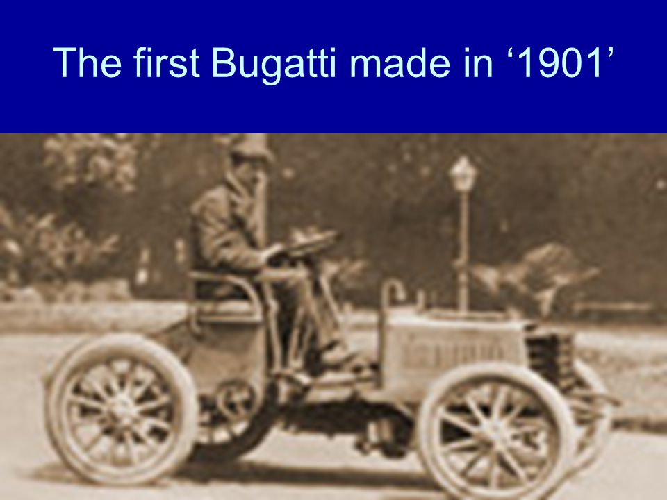 History of French Automobiles by: Jason Perry. The First Car Ever ...