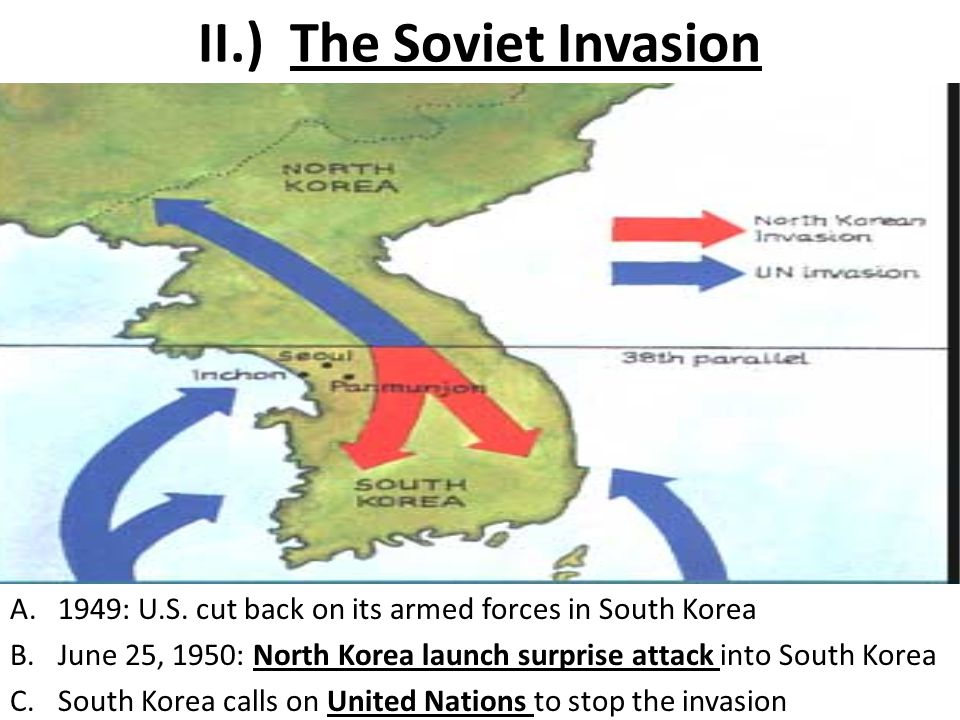 Chapter 18 section 2 i origins of the korean war ajapan ruled 3 ii gumiabroncs Images