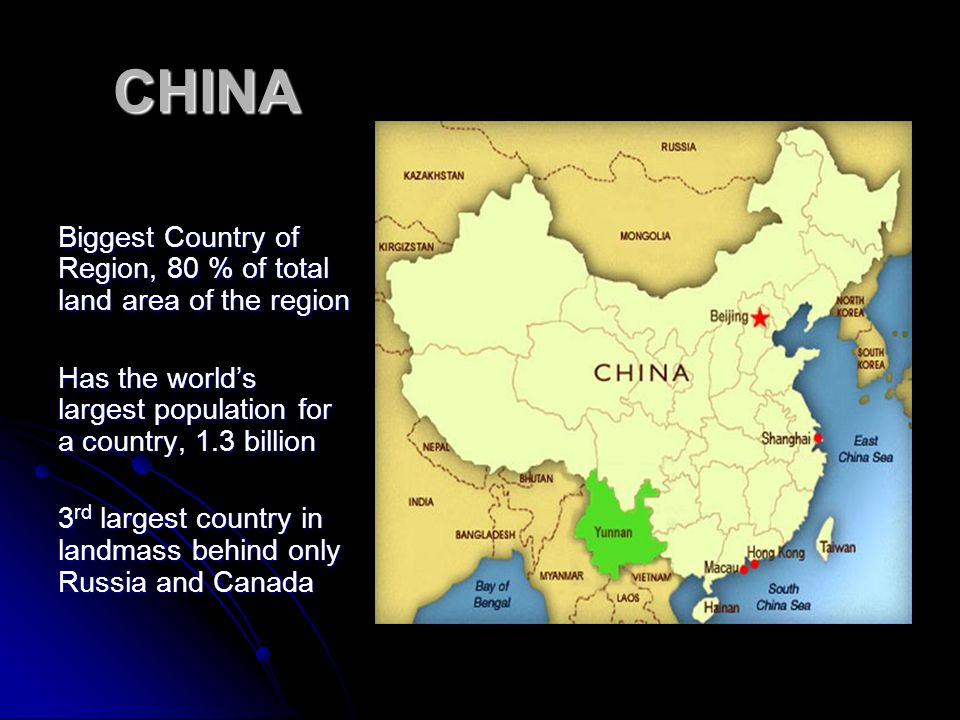 The physical geography of east asia 26 1 the land coach greens 2 china biggest country of region 80 of total land area of the region has the worlds largest population for a country 13 billion 3 rd largest country gumiabroncs Choice Image