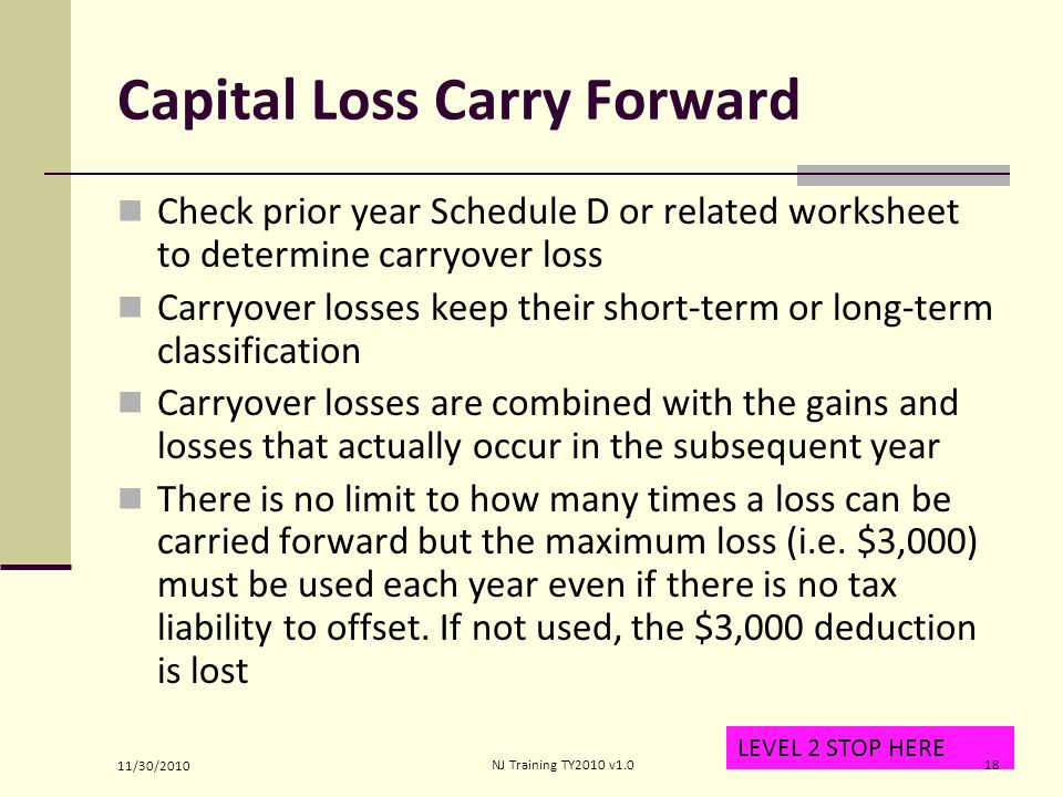 Worksheet 2012 Capital Loss Carryover Worksheet income capital gain or loss form 1040 line 13 pub 4012 tab 2 carry forward check prior year schedule d related worksheet to determine carryover loss