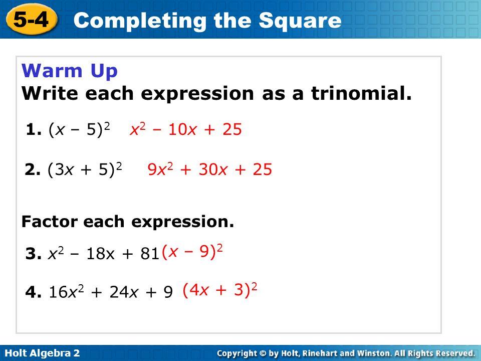 Worksheet Holt Algebra 2 Worksheet Answers holt algebra 2 chapter 5 test answers glencoe quiz math with mr