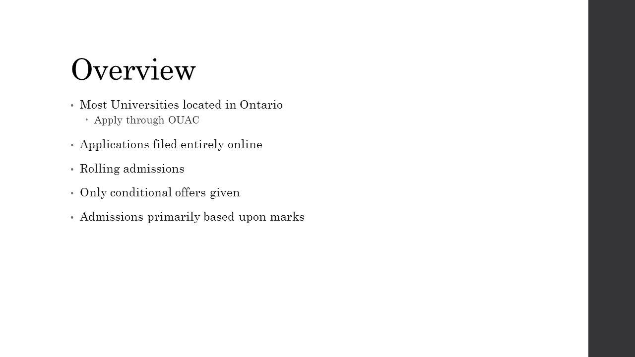 ota application essay