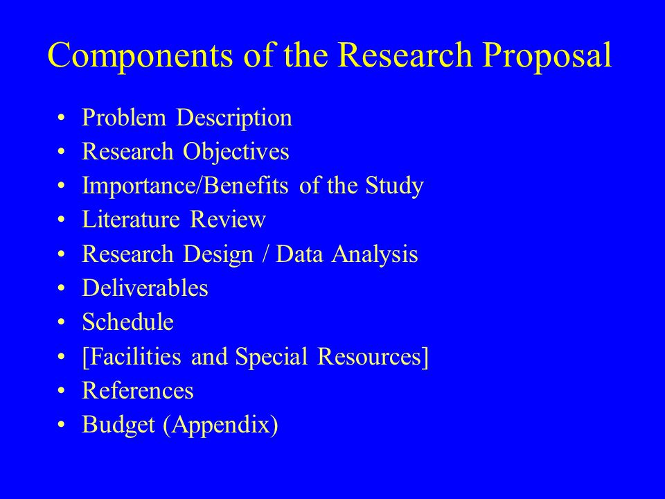 Importance of review of literature in research