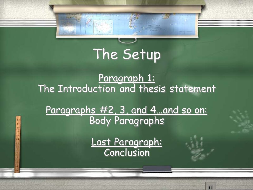 Parts of the Essay, Outlining - Purdue OWL Engagement