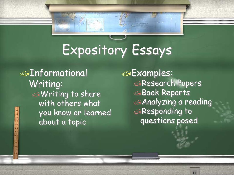 expository essay online learning 14102013 improve your writing skills with practice essays based on these 30 expository writing prompts  an expository essay or  ugly head in online.
