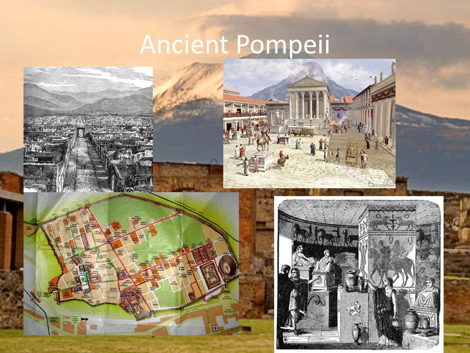 ancient history pompeii and herculaneum
