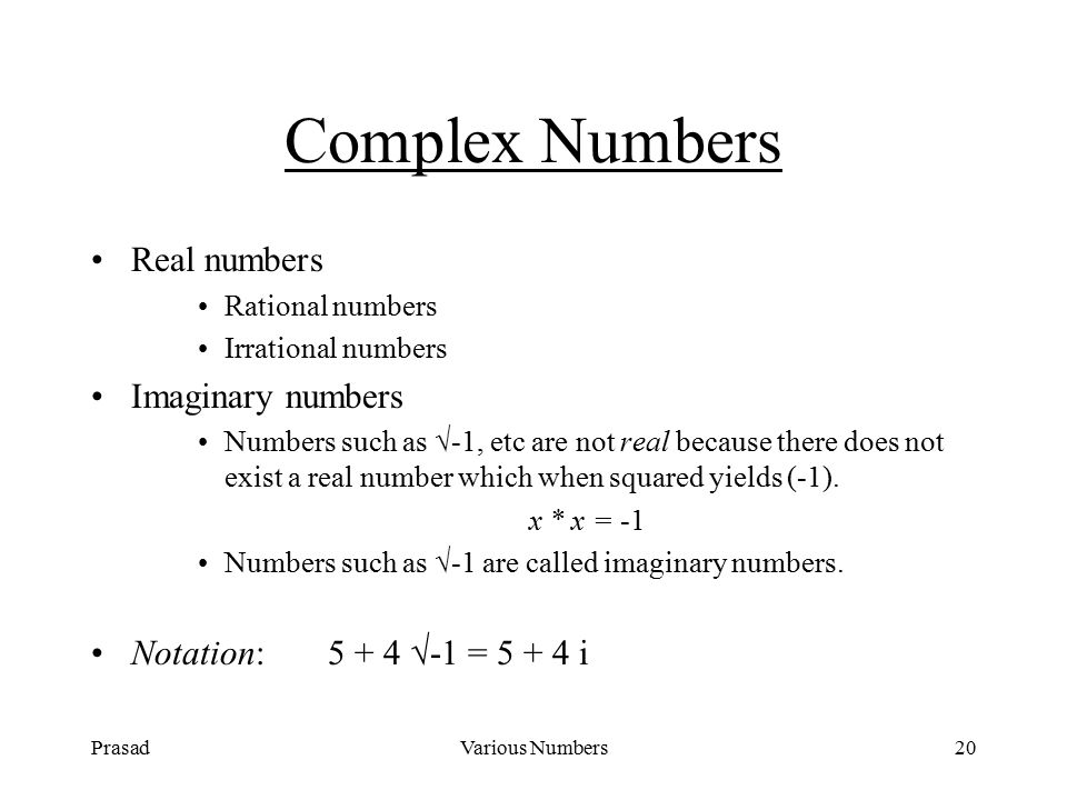 imaginary numbers are not real cambridge