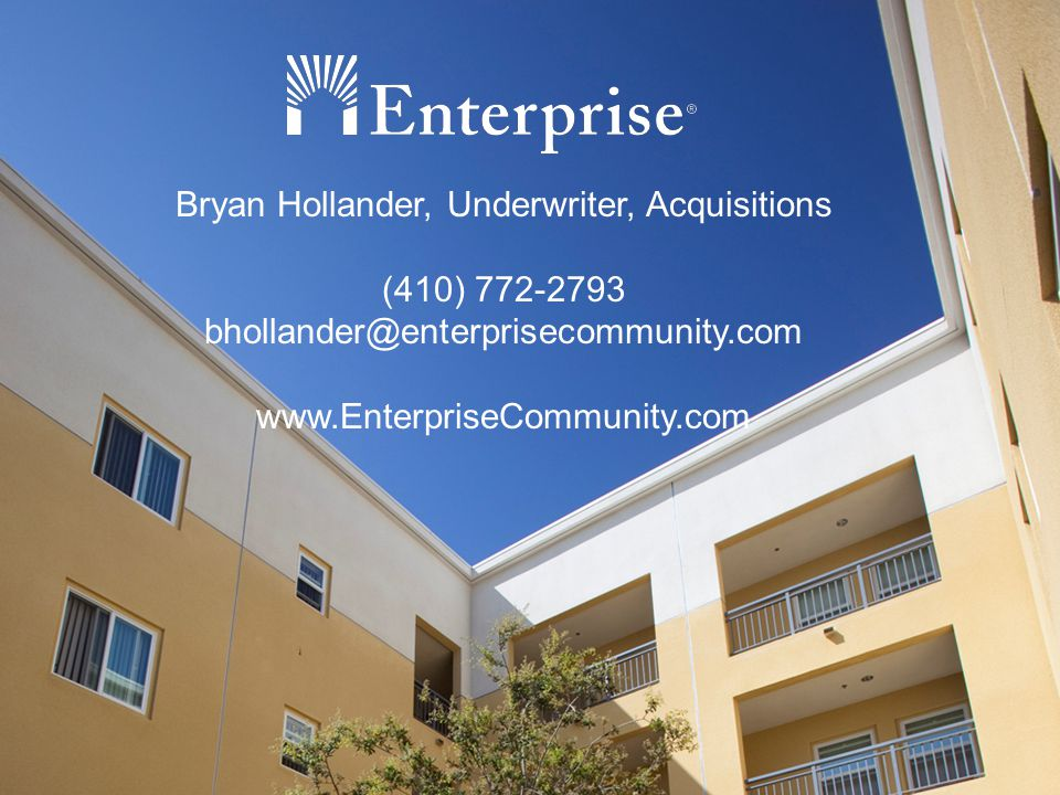 39 Bryan Hollander, Underwriter, Acquisitions (410)