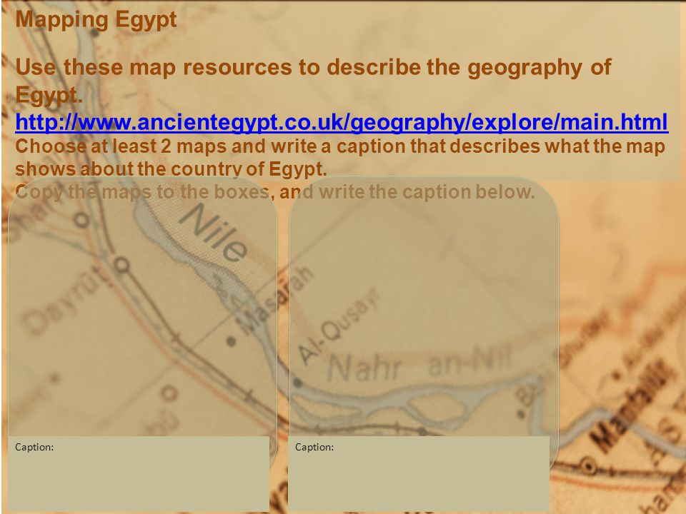 Into The Sands Of Ancient Lands Archaeological Investigations In - Map of egypt before the sands