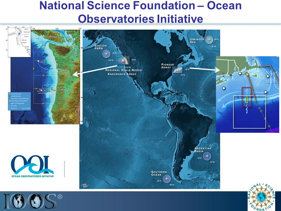 National Science Foundation – Ocean Observatories Initiative 6