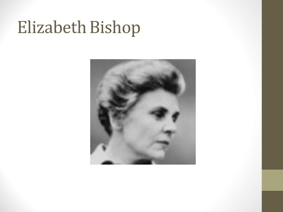 the fish by elizabeth bishop essay Elizabeth bishop for leaving cert english paper 2 (the fish), filling stations elizabeth bishop sample essay.