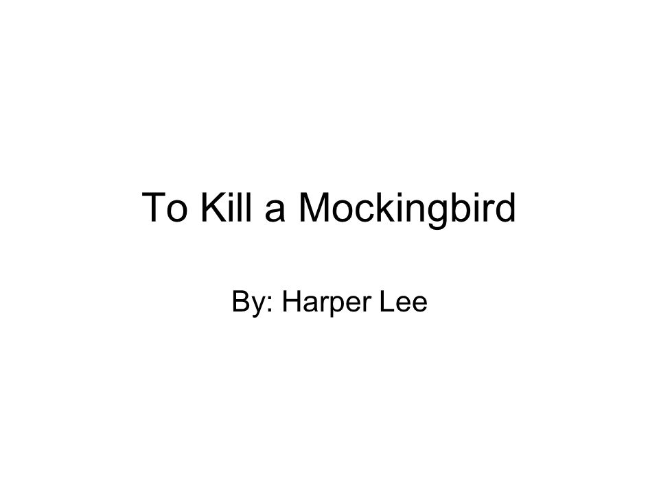 the societal boundaries of man in to kill a mockingbird by harper lee