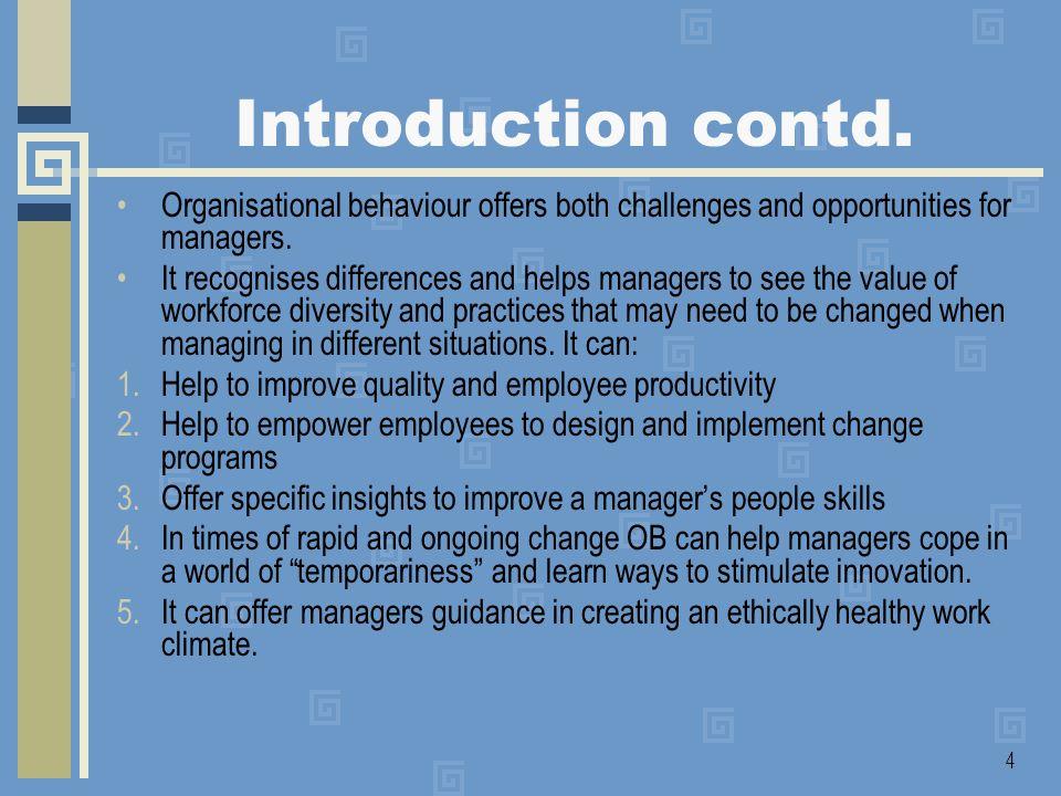 15 Management Roles Contd.3.