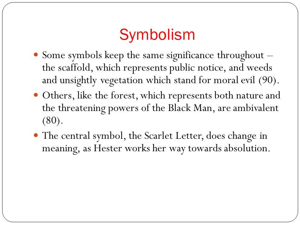 scarlet letter 3 essay
