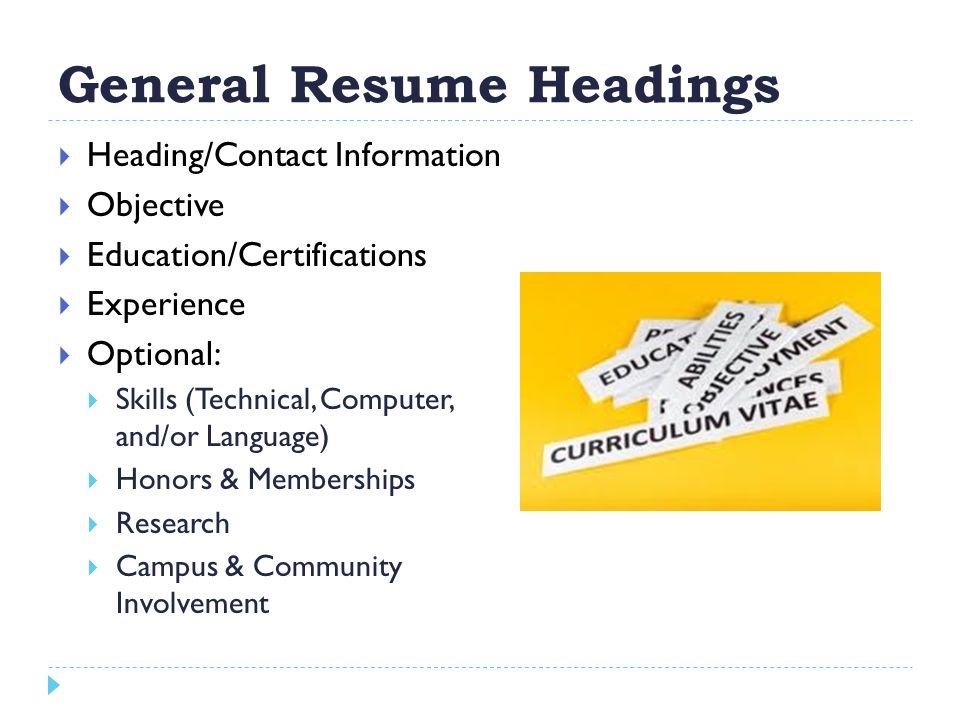 Resume Community Involvement Urgup Kapook Co