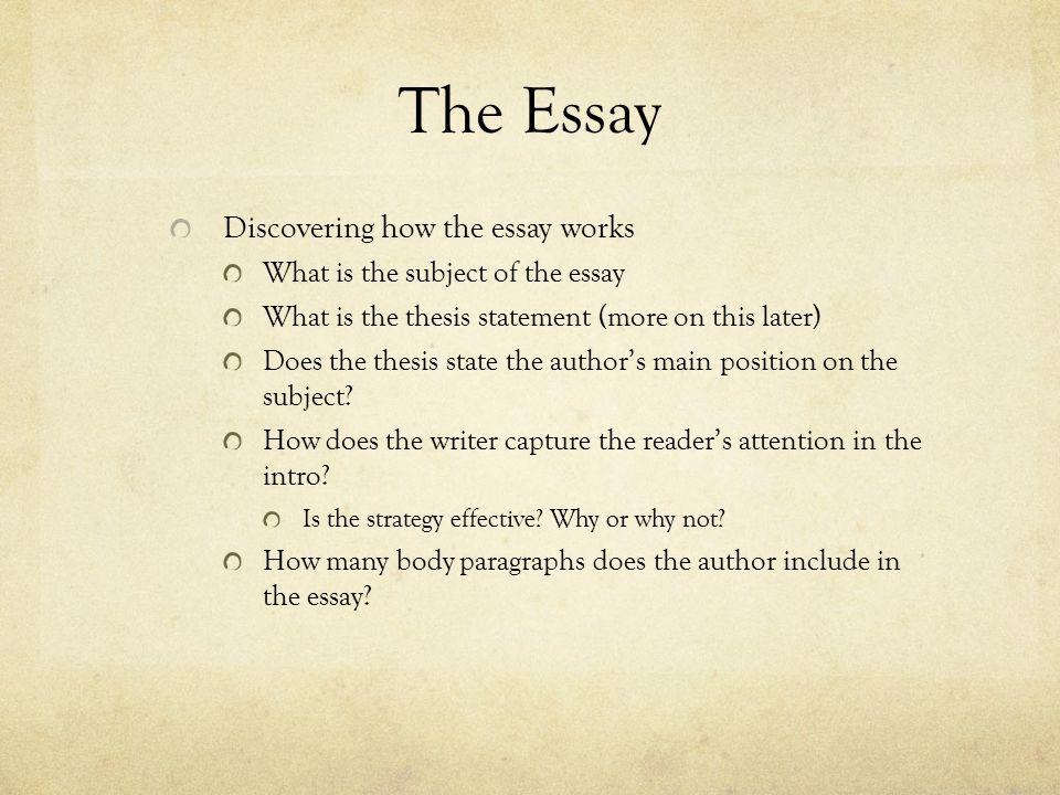 Traveling Essay Sample