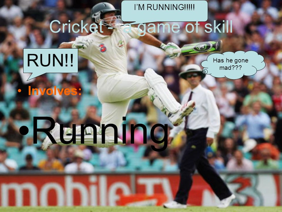 Why Bowl To STOP the batsmen scoring many runs and get them OUT