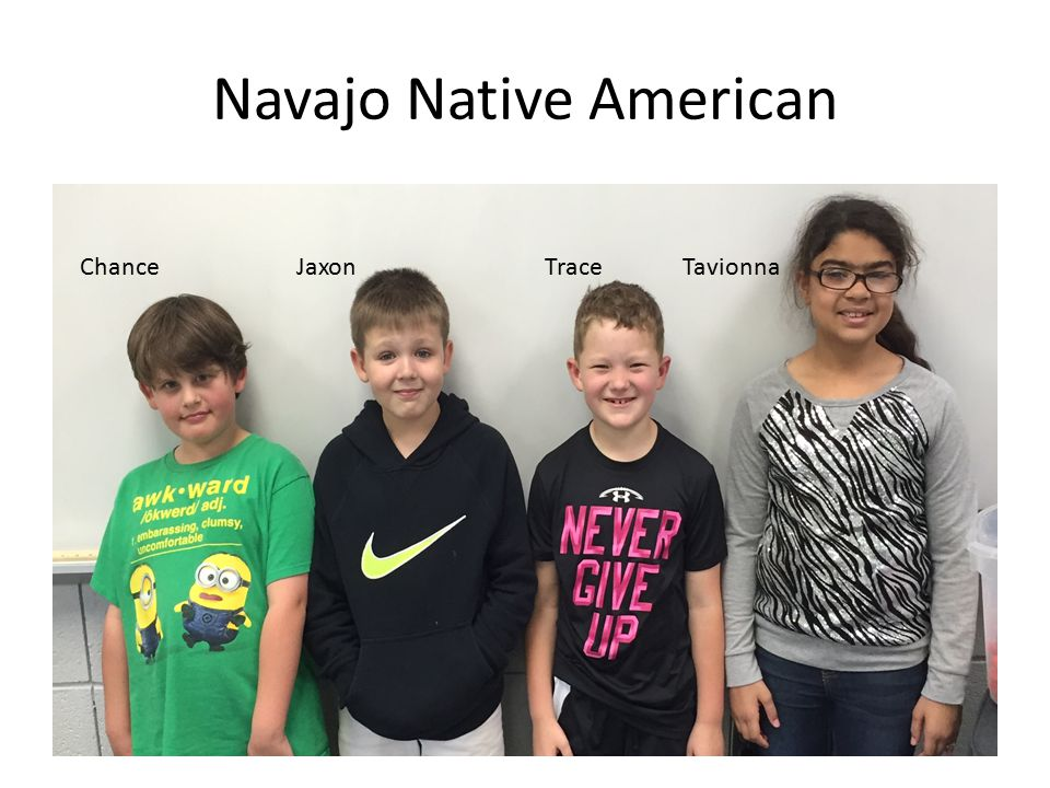 the native americans today