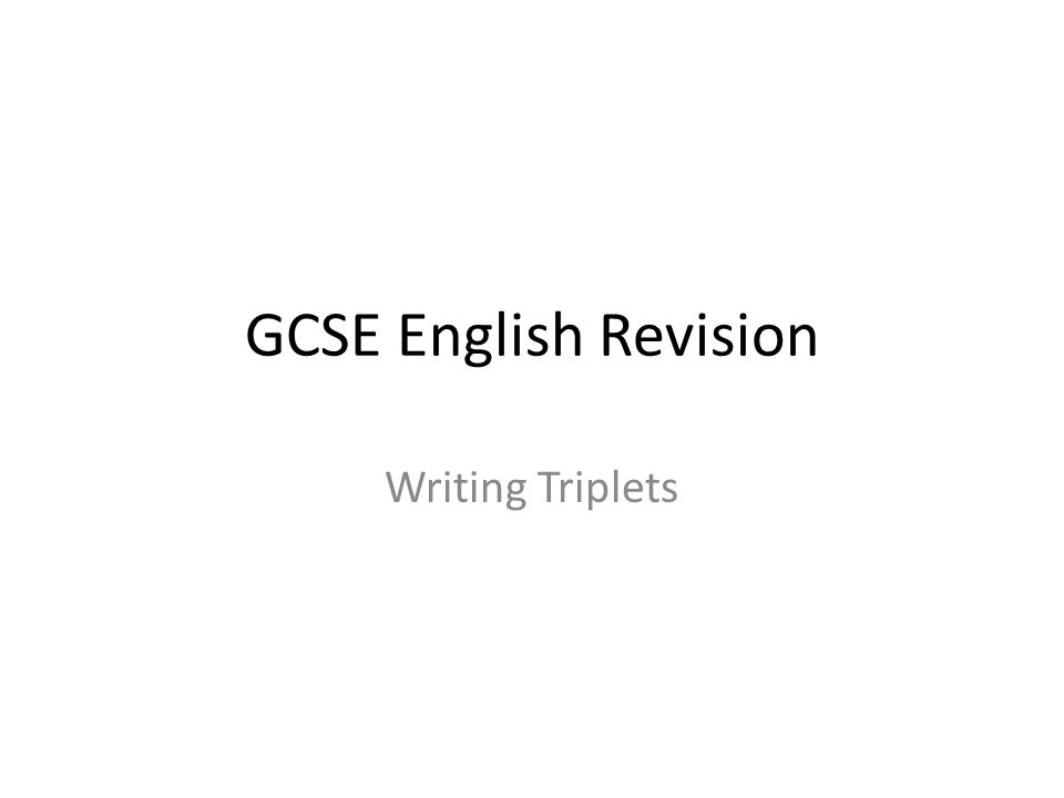 Please could you mark my GCSE english writing to inform essay?