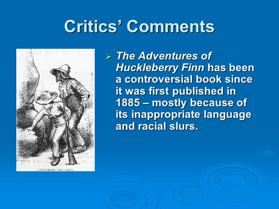 huckleberry finn critical essay
