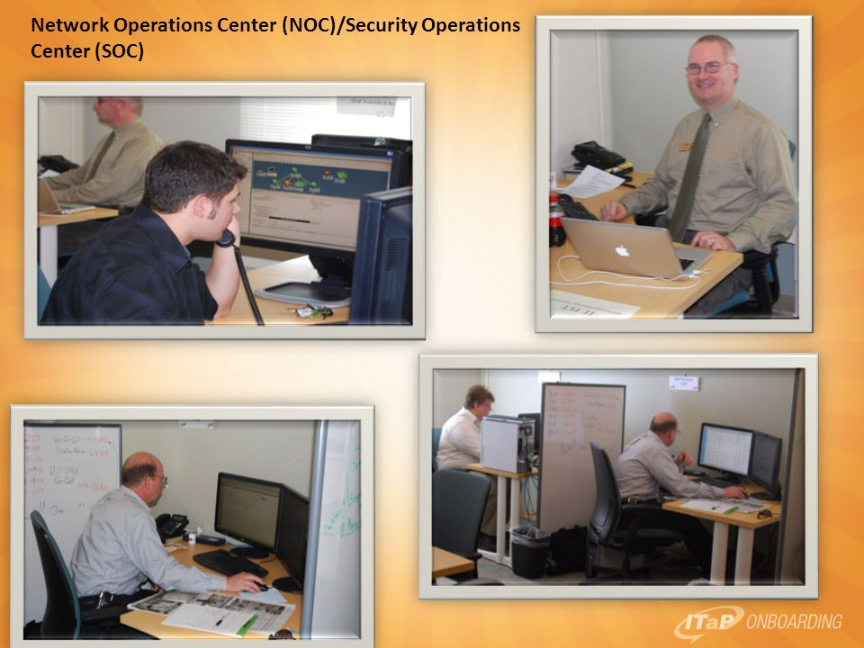 Network Operations Center (NOC)/Security Operations Center (SOC)