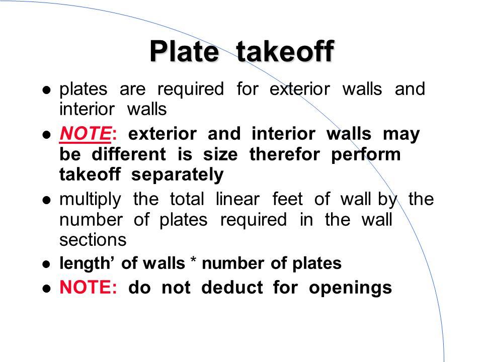 1 wall framing 2 interior exterior walls l basic wall 4 4 sciox Gallery