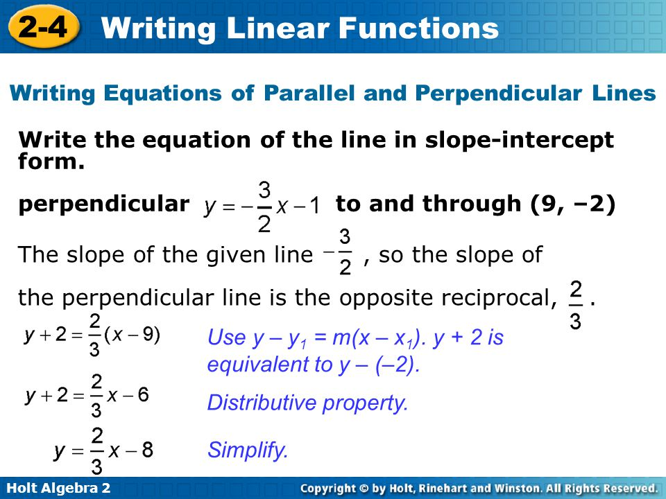Writing Equations Of Parallel And Perpendicular Lines Worksheet – Parallel and Perpendicular Slopes Worksheet