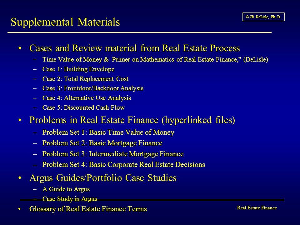 corporate finance problem set