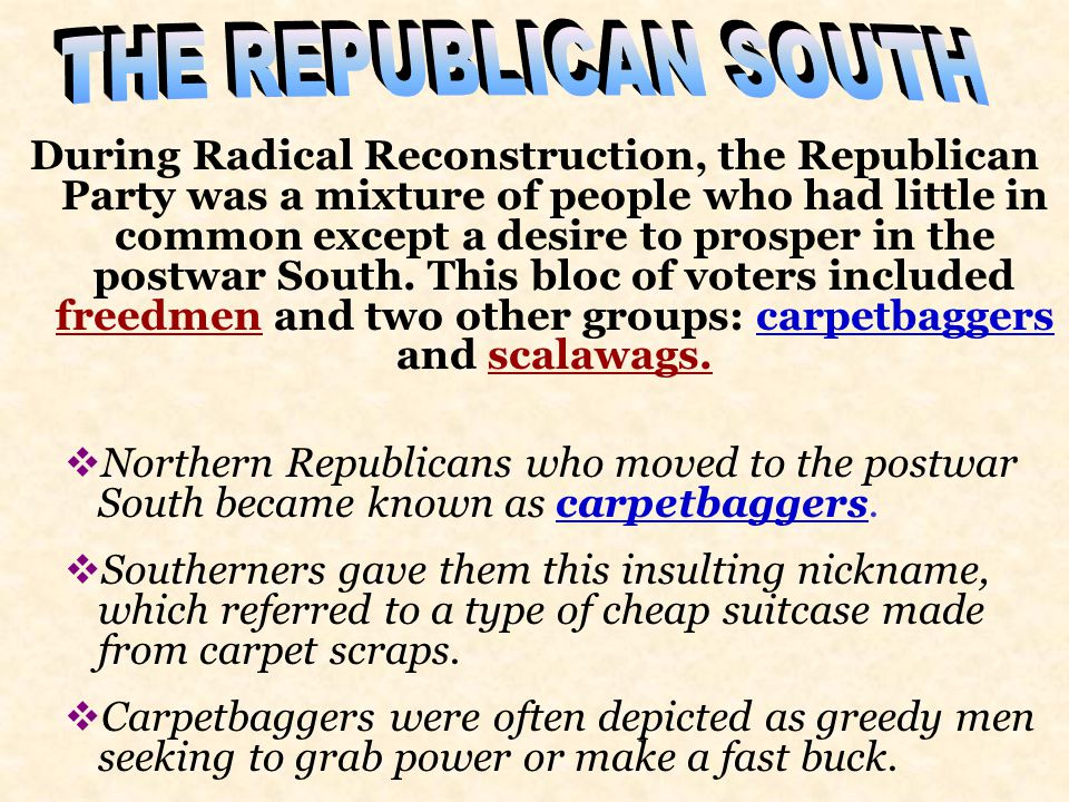 Scalawags definition