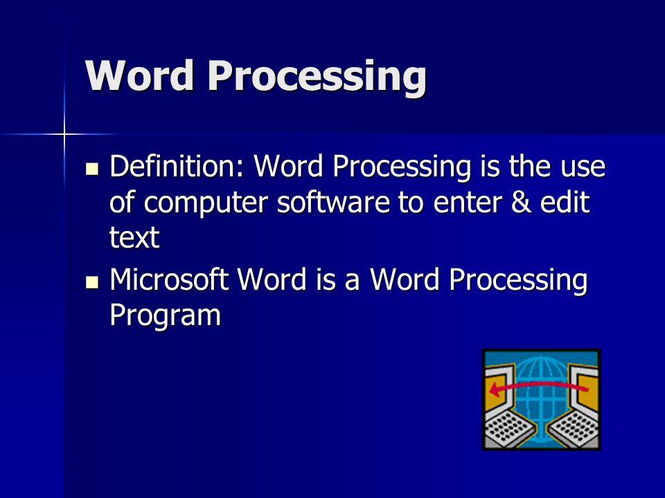 Word на компьютер как microsoft