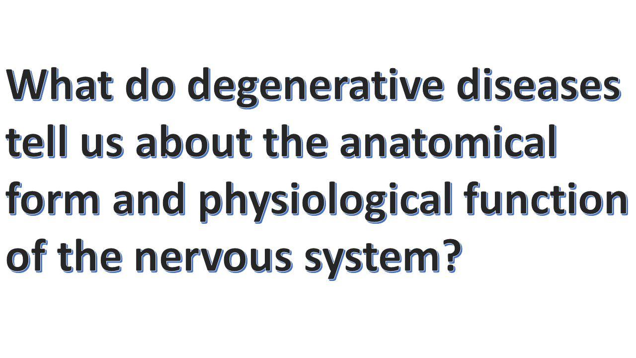 Unit #1 Case Studies Diseases of The Central & Peripheral Nervous ...