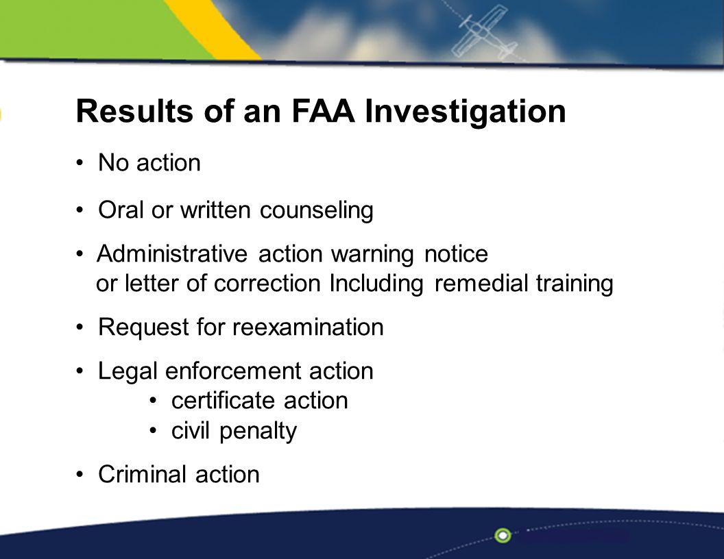 Various Far Violations General Aviation Maintenance Failure To